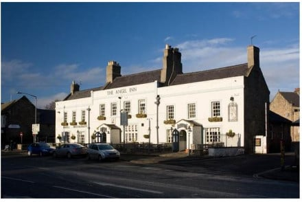 Angel Inn at Corbridge
