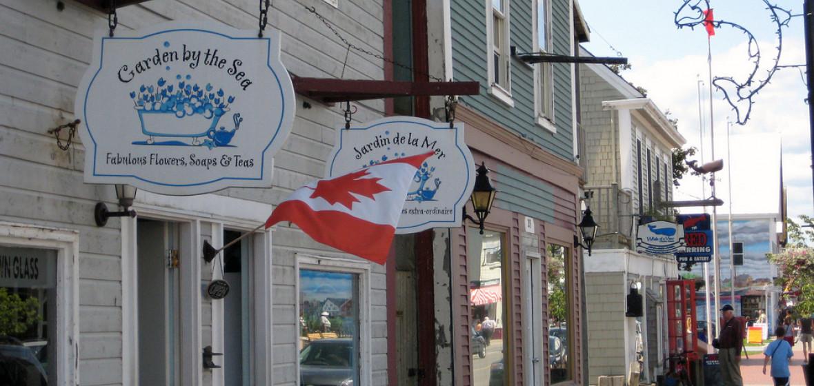 Photo of St Andrews, New Brunswick
