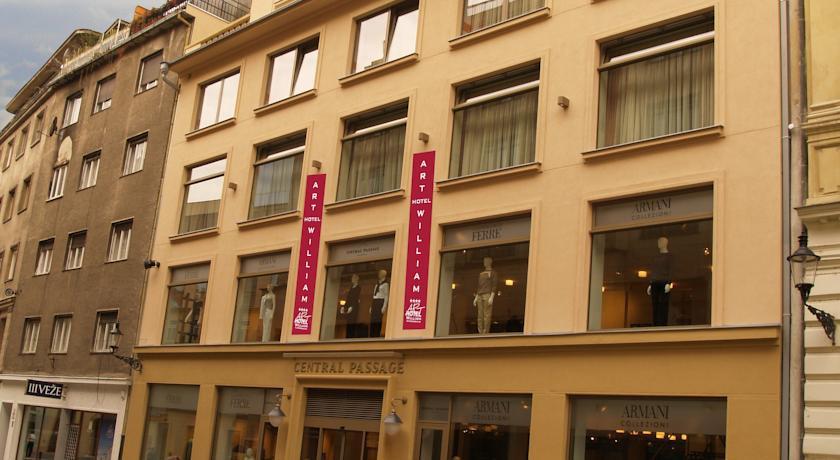 Photo of Art Hotel William