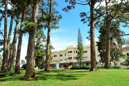 Dalat Palace Luxuy Hotel
