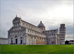 Spare a Moment for Pisa