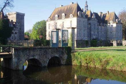 Chateau de Saint Loup sur Thouet