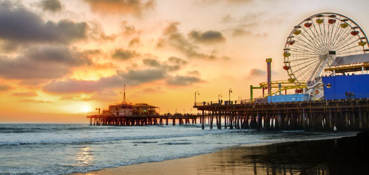 Photo of Santa Monica