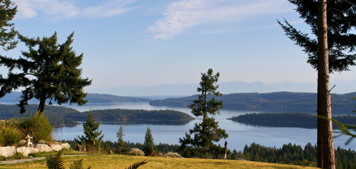 Photo of Salt Spring Island