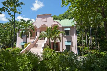 La Sagesse Nature Resort