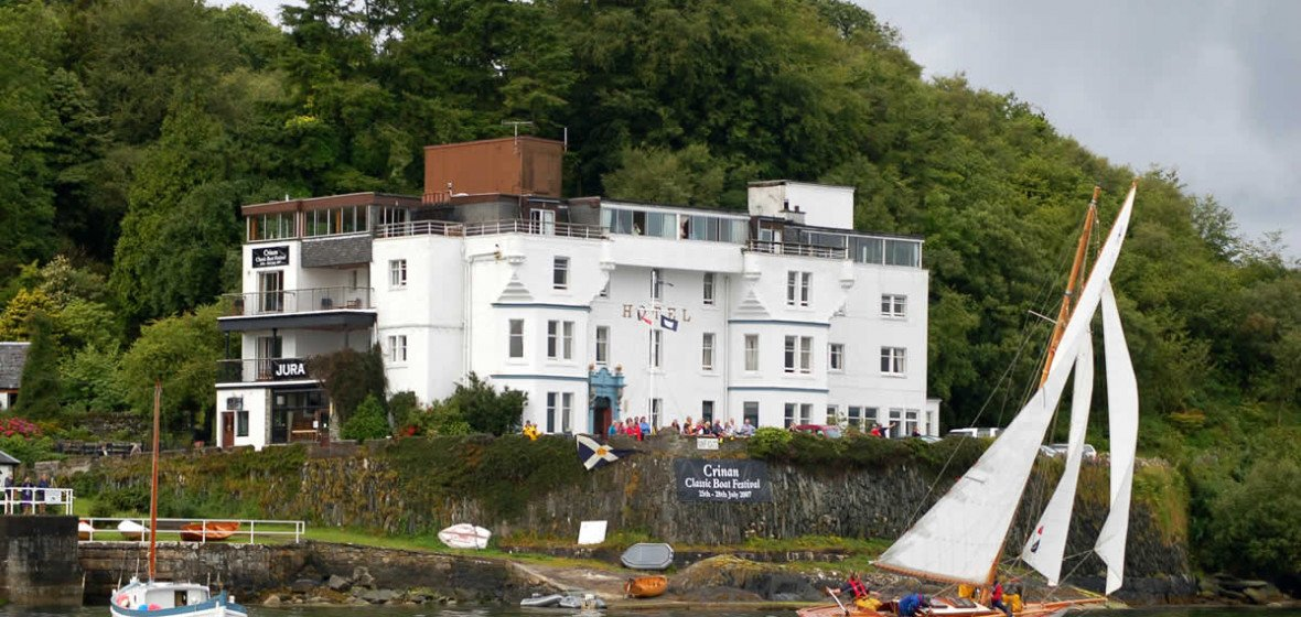 Photo of The Crinan Hotel