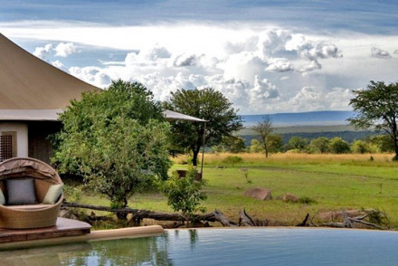 Sayari Camp, Serengeti