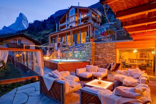 Hotels in zermatt switzerland the hotel guru for The best hotel ever