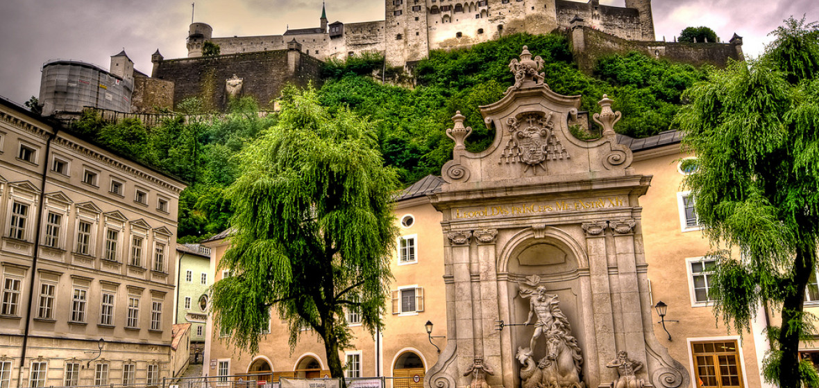 Best Restaurants In Salzburg