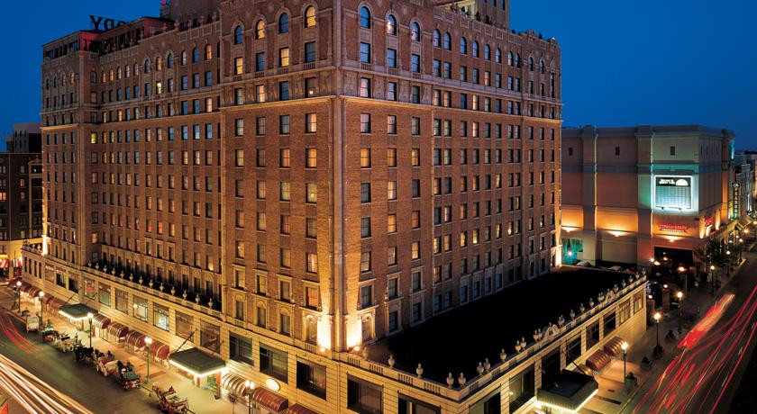 Photo of The Peabody Hotel