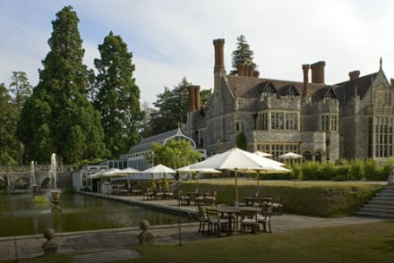 Rhinefield House Hotel