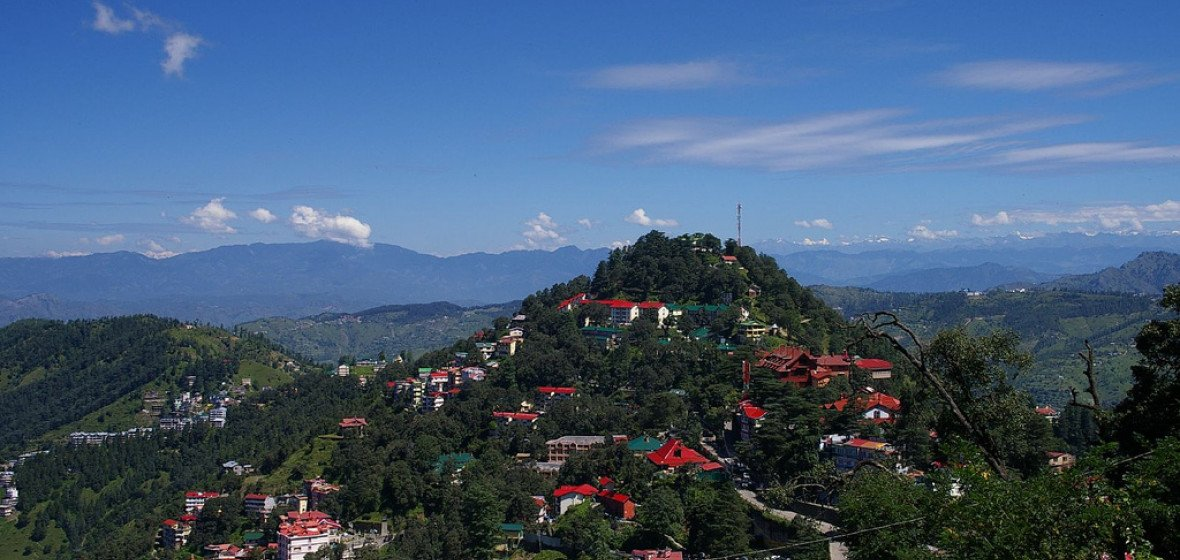 Photo of Shimla