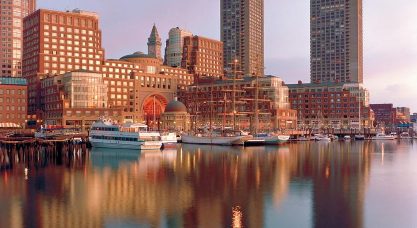 Photo of The Boston Harbor Hotel
