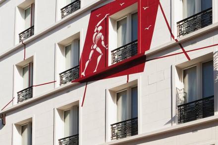 Hotel des Académies et des Arts