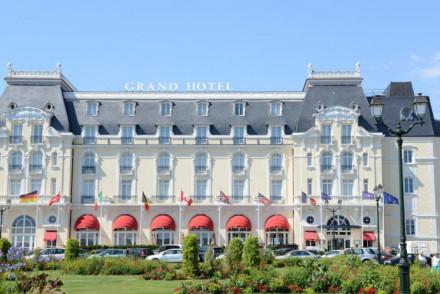 Le Grand Hotel, Normandy