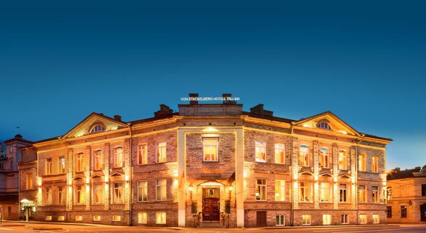 Photo of The von Stackelberg Hotel Tallinn