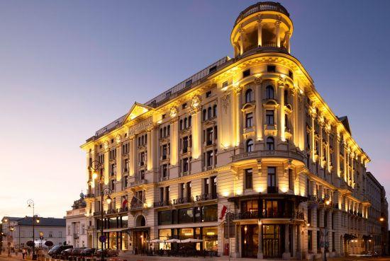 Photo of Hotel Bristol, Warsaw