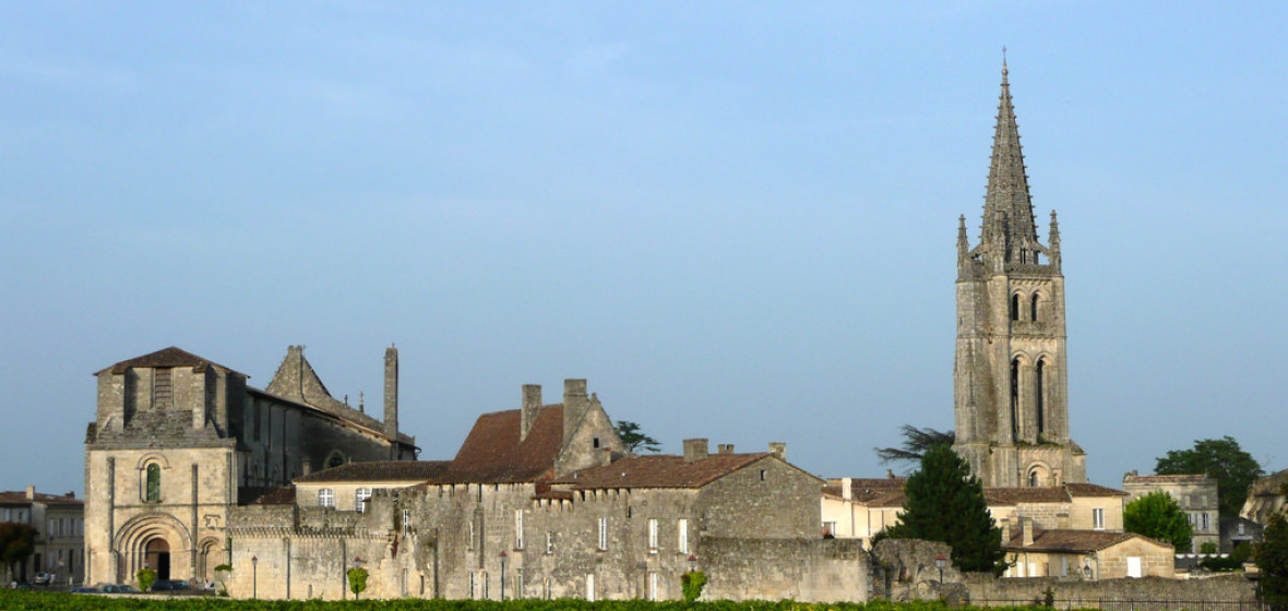 Photo of St Émilion