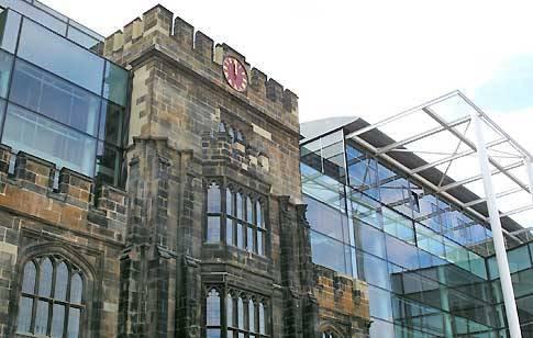 Photo of The Glasshouse, Edinburgh