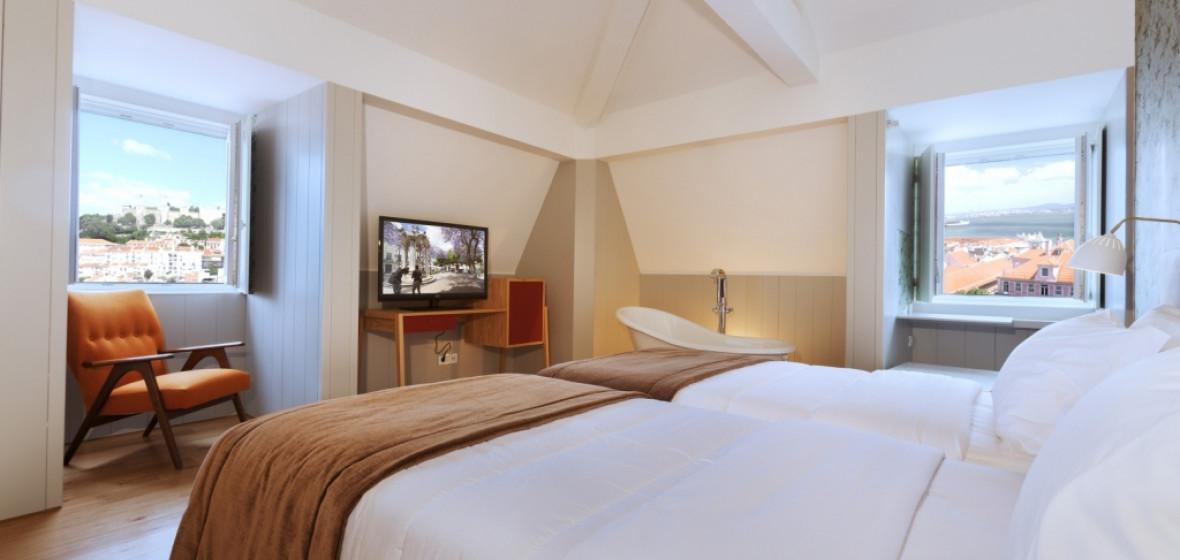 Photo of Lisboa Carmo Hotel, Lisbon