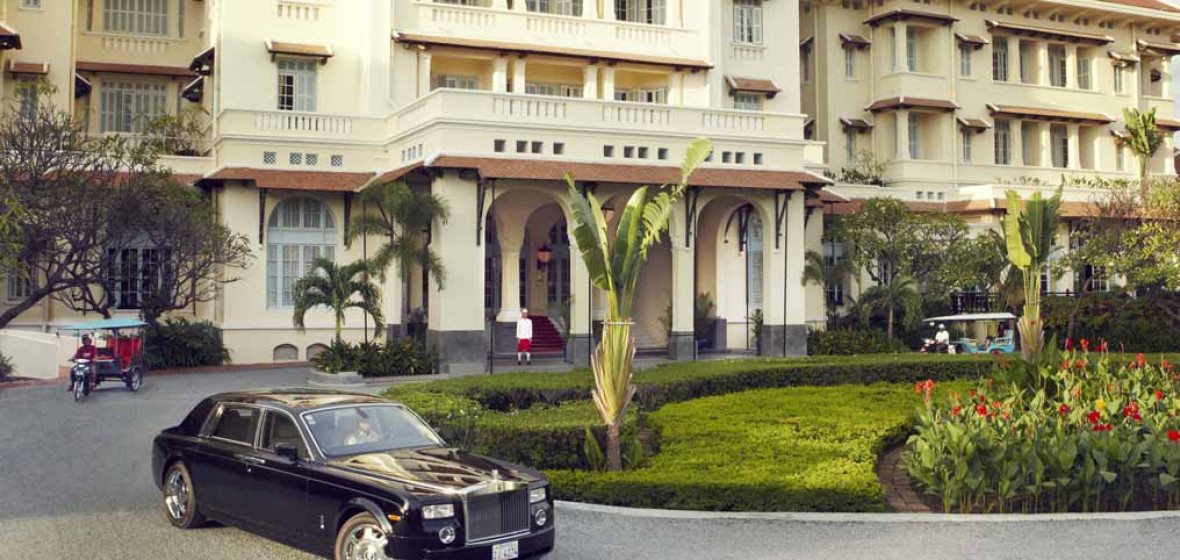 Photo of Raffles Hotel Le Royal