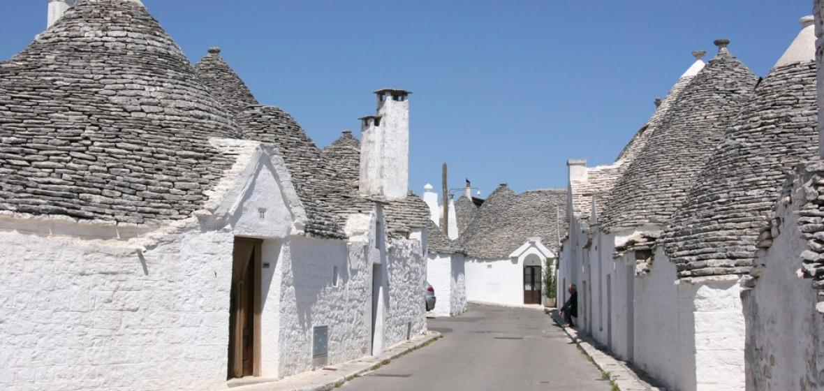 Photo of Alberobello