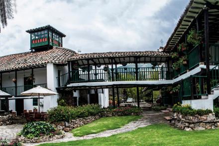 Hosteria San Luis de Uguenca