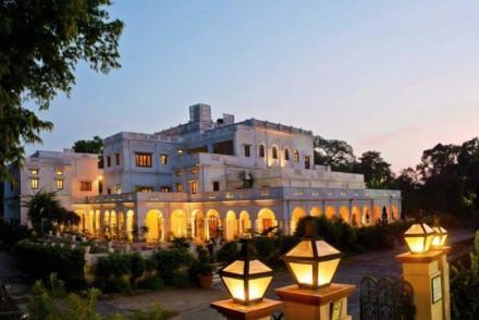 The Baradari Palace