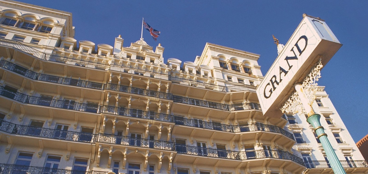 Photo of The Grand Hotel, Brighton