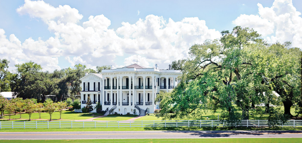 Photo of Nottoway Plantation