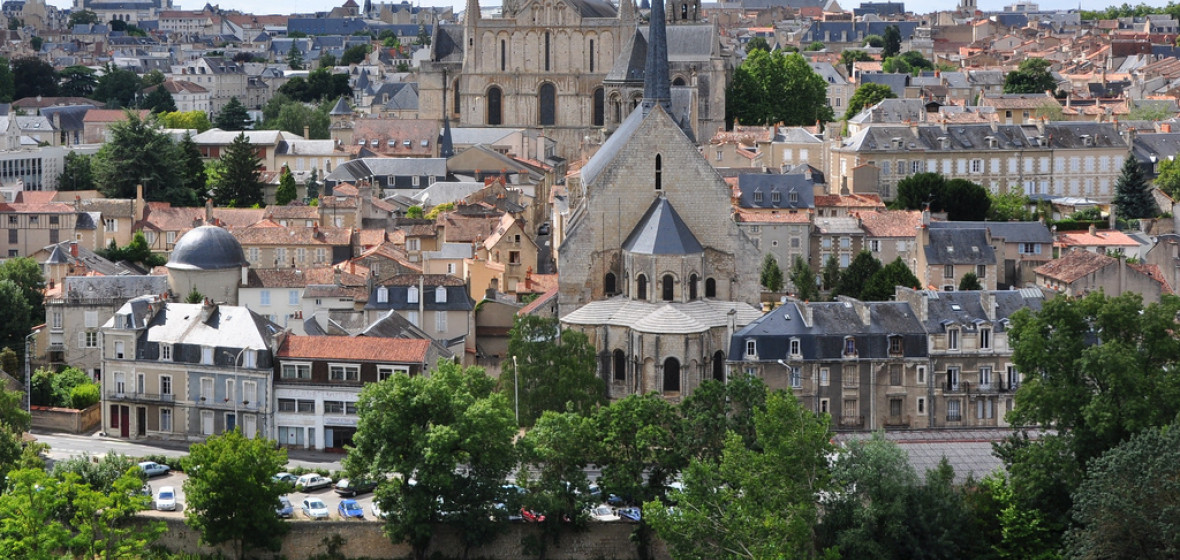 Photo of Poitiers