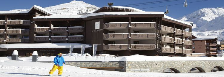 Photo of Le Val Thorens