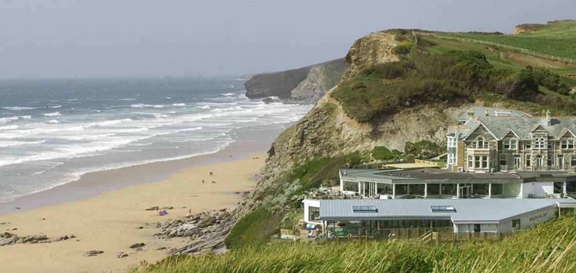 Photo of Watergate Bay Hotel