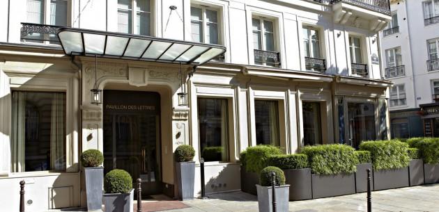 Photo of Le Pavillon des Lettres