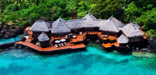 Photo of Laucala Island Resort