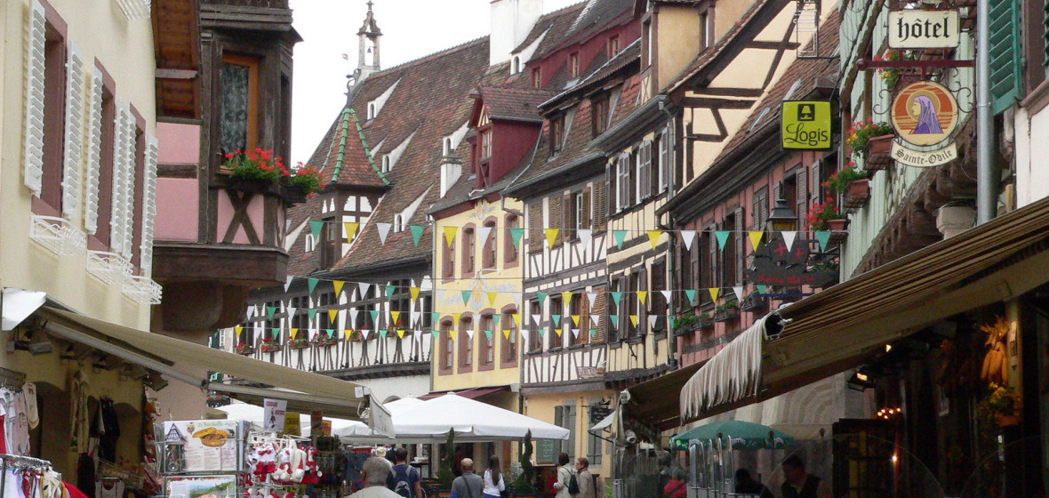 Photo of Obernai