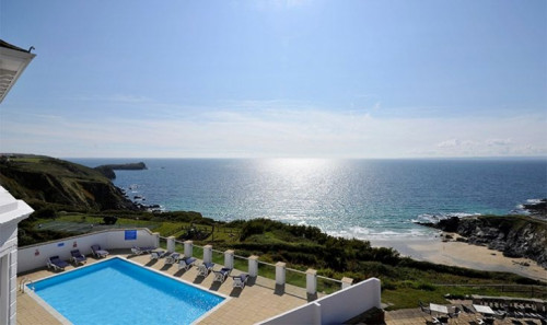 Best hotels for families in cornwall united kingdom the - Hotels with swimming pools cornwall ...