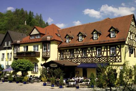 Herrmann's Romantik Posthotel