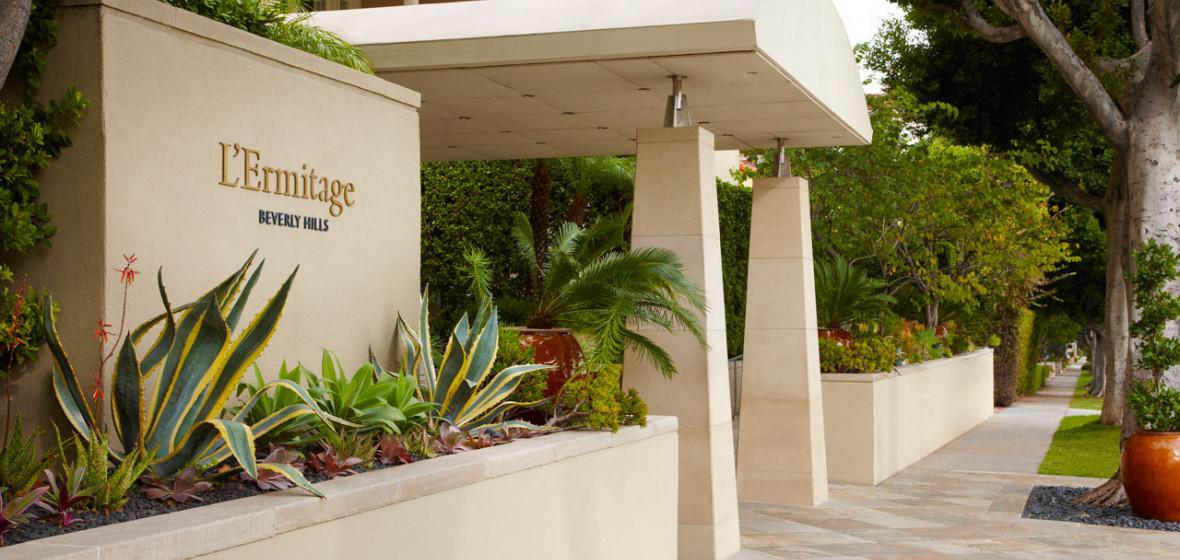 Photo of L'Ermitage, Los Angeles