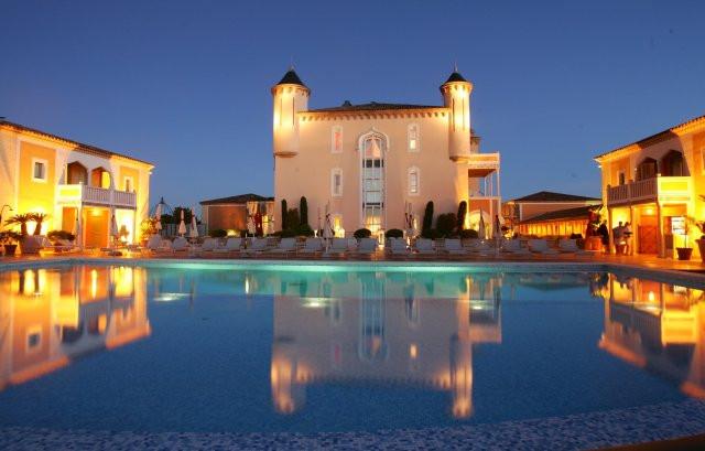 Photo of Chateau De La Messardiere