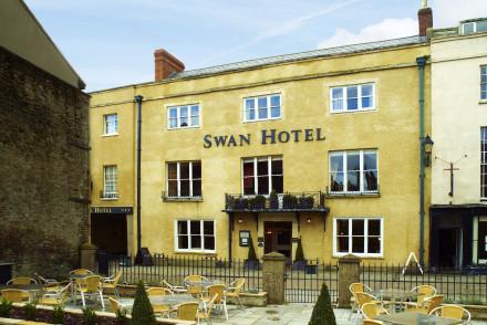 Swan Hotel, Wells