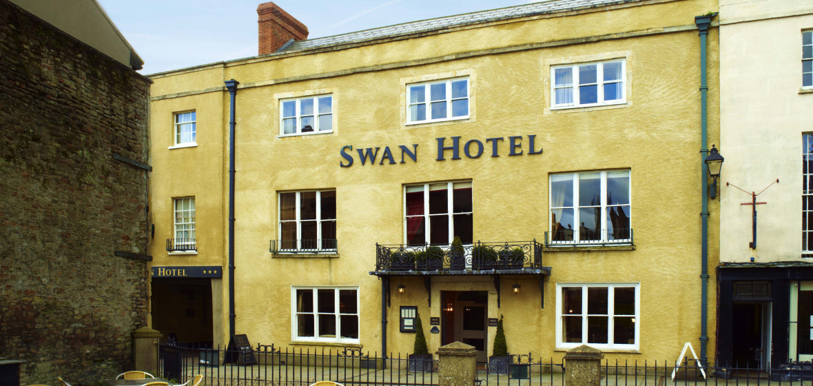 Photo of Swan Hotel, Wells
