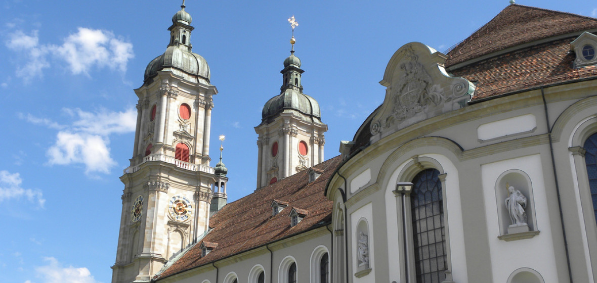 Photo of St Gallen