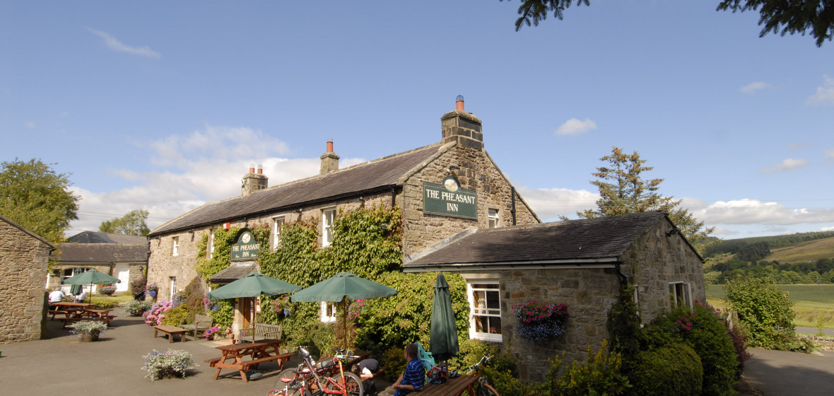 Photo of The Pheasant Inn, Northumberland