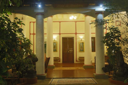 Hotel De Pondicherry
