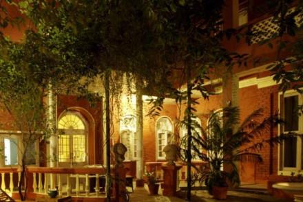 Ranjit's Svaasa Hotel