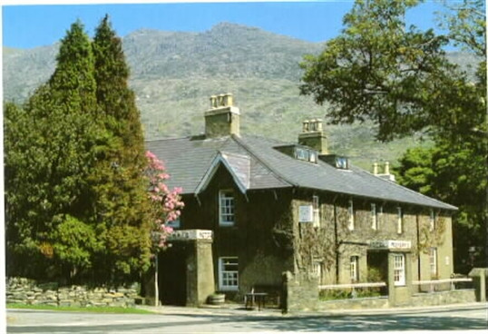 Photo of Pen-y-Gwryd Hotel