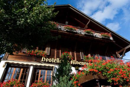 Hotel Alpenrose, Gstaad