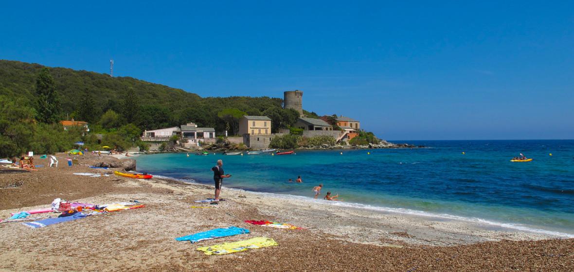 Photo of Corsica