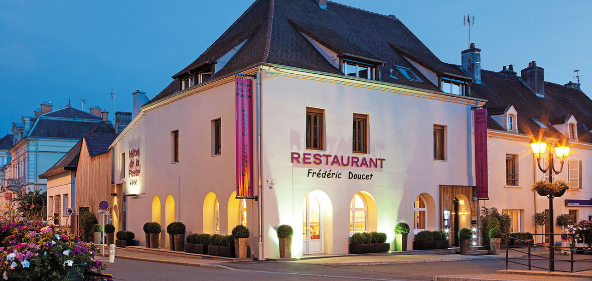 Photo of Hotel de la Poste, Charolles